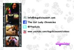The Cat Lady Chronicles - Promo Card (back)