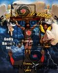 Godly Barbers Inc. - Logo